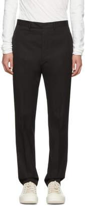 Rick Owens Black Torrance Trousers
