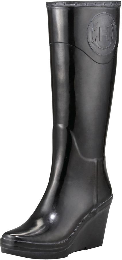 Hunter Crest Wedge Rain Boot