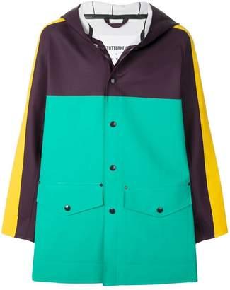 Marni x stutterheim colour blocked jacket