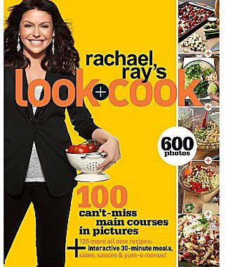 JCPenney Rachael Ray's Look & Cook Cookbook