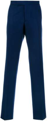 Thom Browne straight-leg tailored trousers