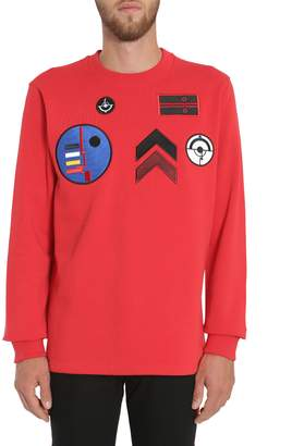 Givenchy Round Collar Sweatshirt