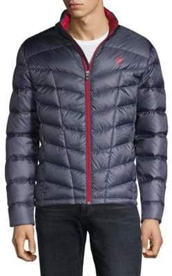 Spyder Pelmo Puffer Down Jacket
