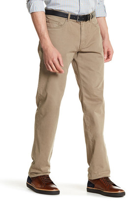 Peter Millar Stretch Sateen Five Pocket Pant $145 thestylecure.com