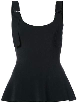 Proenza Schouler sleeveless flare top