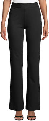 Kobi Halperin High-Waist Boot-Cut Pants