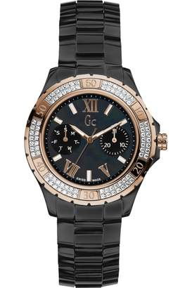 Gc Ladies Ceramic Watch X69119L2S