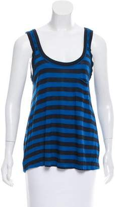 A.L.C. Sleeveless Stripe Top