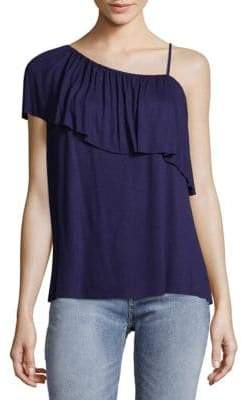 Bailey 44 One The Town One Shoulder Top