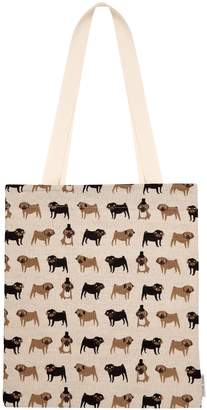 Fenella Smith - Pug Tote Bag