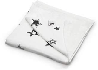 Xkko XKKO BMB Bamboo Blanket 130 x 70cm Yellow Stars