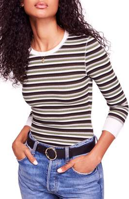 Free People Good on You Stripe Tee