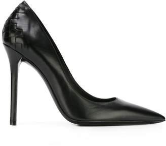 Bottega Veneta pointed toe pumps