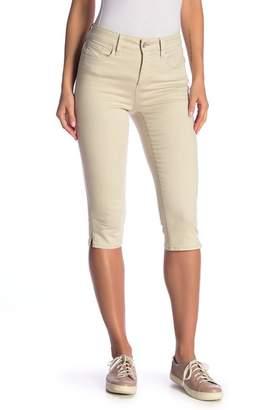 NYDJ Skinny Capri Jean-Shorts