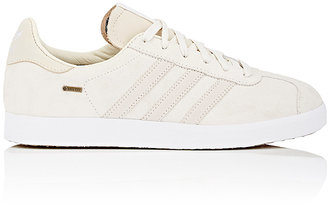 adidas Women's Women's Gazelle Suede Low-Top Sneakers $130 thestylecure.com