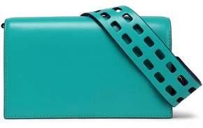 Diane von Furstenberg Soiree Leather Shoulder Bag