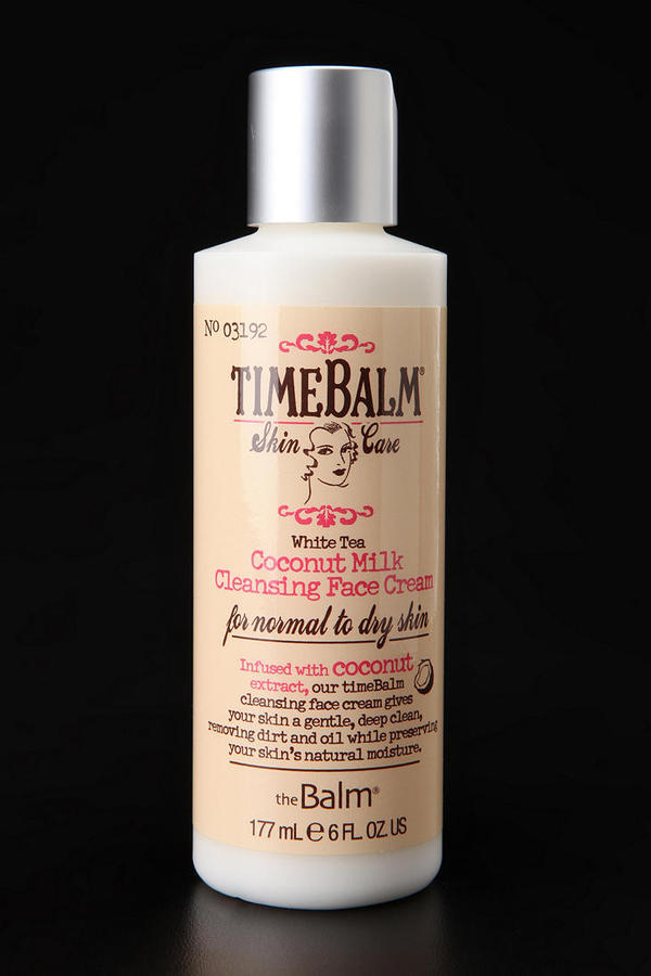 Urban Outfitters Time Balm Coconut Milk Cleansing Face Cream