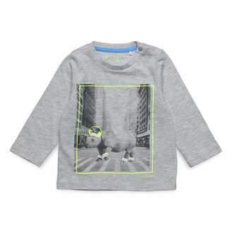 Esprit Kids Baby Boys' T-Shirt Ls Long Sleeve Top