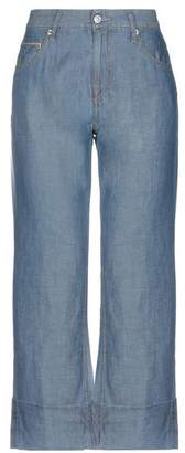 Care Label Denim trousers