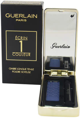 Guerlain Ecrin 1 Couleur Long-Lasting Silky Powder # 03 Blue's Brothers 0.07Oz Eyeshadow
