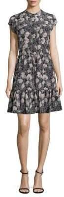Rebecca Taylor Silk Eclipse Dress