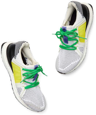 adidas by Stella McCartney Ultraboost S. Mesh Color-Block Sneakers