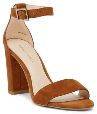 9bcd7fb2f57a8 Cognac Ankle Strap Heels - ShopStyle