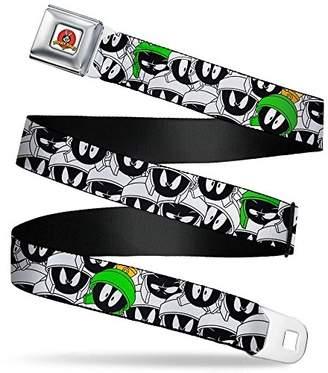 """Marvin Buckle-Down Men's Seatbelt Belt 1.5"""" W"""