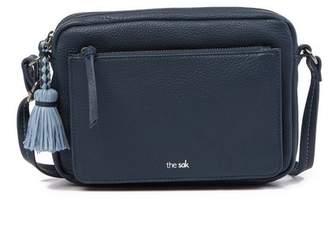 The Sak Reyes Leather Crossbody Bag