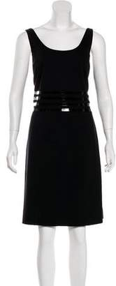 MICHAEL Michael Kors Sleeveless Knee-Length Dress