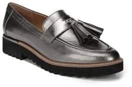 Franco Sarto Carolynn Patent Leather Tassel Loafers