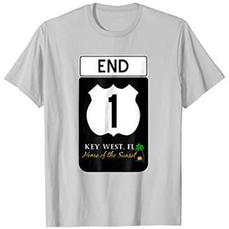 Hwy A1A Key West Florida T-Shirt