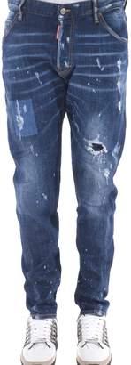 DSQUARED2 Drop-crotch Slim-fit Jeans