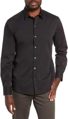 Zachary Prell Mulberry Regular Fit Sport Shirt