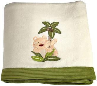 NoJo Jungle Babies Blanket