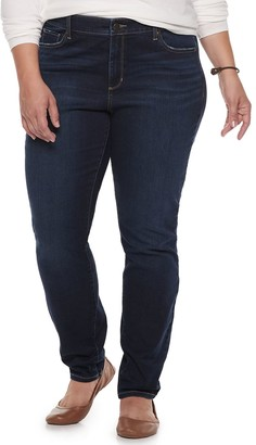 Sonoma Goods For Life Plus Size SONOMA Goods for Life Curvy Skinny Jeans