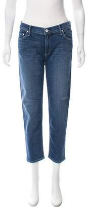 Mother The Dropout Mid-Rise Jeans