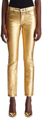 Ralph Lauren 160 Slim Metallic Denim Jeans