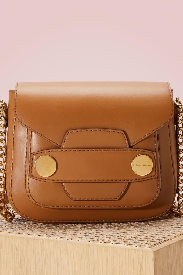 Stella Mccartney Stella Popper big shoulder bag