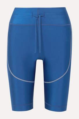 Nike City Ready Reflective Stretch Shorts - Blue