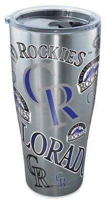 Tervis® MLB Colorado Rockies All Over 30 oz. Stainless Steel Tumbler with Lid