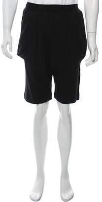 Givenchy Woven Jogger Shorts