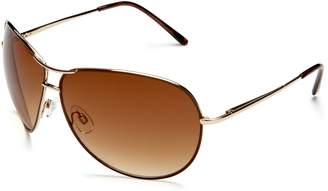 Steve Madden Women's S569 Aviator Sunglasses