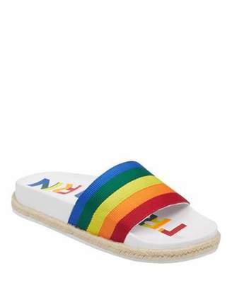 Tretorn Sky Rainbow Pool Slides