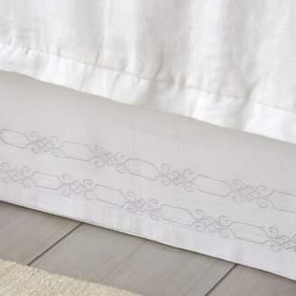 One Allium Way Amery Bed Skirt