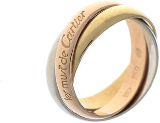 Cartier Trinity Ring Necklace - Vintage