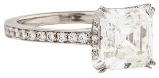 Platinum 2.05ct Diamond Engagement Ring