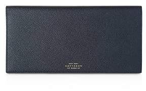 Smythson Slim Coat Wallet