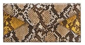 MANGO Snake effect wallet