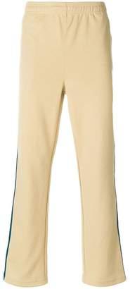 Stussy logo elasticated waist trousers
